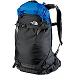 The North Face Snomad 26 Skirucksack dunkelgrau/blau