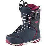Salomon IVY POLKA DOT Snowboard Boots Damen navy/pflaume