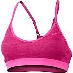 Nike Pro Indy Sport-BH Damen pink/melange
