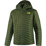 The North Face Thermoball Hoodie Steppjacke Herren oliv