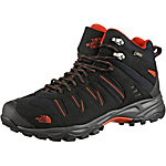 The North Face Sakura Mid GTX Wanderschuhe Herren schwarz/rot