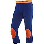 ORTOVOX Tights Herren navy/orange