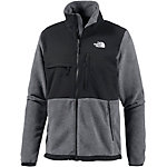 The North Face Denali II Fleecejacke Herren grau