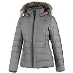 The North Face Gotham Daunenjacke Damen silberfarben