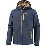 The North Face Durango Softshelljacke Herren dunkelblau