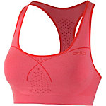 Odlo Medium Sport-BH Damen rot