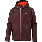The North Face Zermatt Strickfleece Herren weinrot