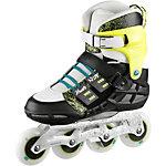 POWERSLIDE Urban Fitness Skates schwarz/weiß/gelb
