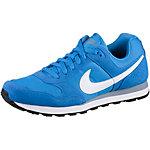 Nike MD Runner Sneaker Herren blau/weiß