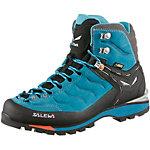 SALEWA WS Rapace GTX Alpine Bergschuhe Damen blau/schwarz