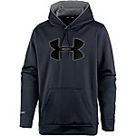 Under Armour Coldgear Storm Hoodie Herren schwarz