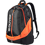 OLIVER Daypack schwarz/orange