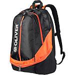 OLIVER Daypack schwarz/orange