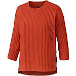 Campus Strickpullover Damen orange
