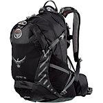 Osprey Escapist 25 Fahrradrucksack schwarz