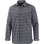 Tommy Hilfiger Alabama Langarmhemd Herren dunkelblau/grau