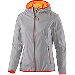 CMP Softshell Light Outdoorjacke Damen grau