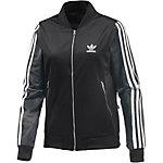 adidas Trainingsjacke Damen schwarz