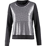 Pepe Jeans Sweatshirt Damen grau/silberfarben