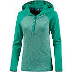 OCK Langarmshirt Damen grün