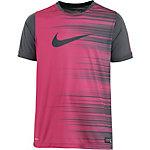 Nike Fußballtrikot Kinder pink/grau