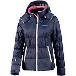White Season Skijacke Damen dunkelblau