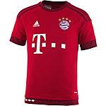 adidas FC Bayern 15/16 Heim Fußballtrikot Kinder rot