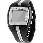 Polar FT7 Sportuhr schwarz/silber