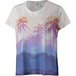 Vero Moda Miami Mickey T-Shirt Damen weiß/bunt