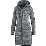 Maui Wowie Strickjacke Damen anthrazit