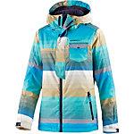 O'NEILL Pulse Snowboardjacke Damen hellblau/beige
