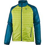 SCOTT Insuloft Light Steppjacke Herren gelb/petrol