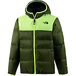 The North Face Daunenjacke Jungen grün/limette