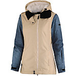 WLD Alices Door Snowboardjacke Damen beige/denim