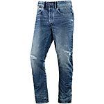 G-Star Anti Fit Jeans Herren destroyed denim