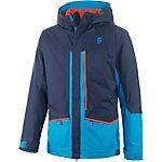 SCOTT Vertic Skijacke Herren dunkelblau/blau