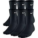 Nike Socken Pack schwarz