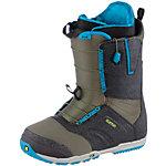 Burton Ruler Snowboard Boots Herren schwarz/bunt
