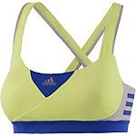 adidas Supernova Sport-BH Damen gelb/lila