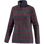 Bergans Symre Strickjacke Damen bordeaux