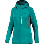 The North Face Go far Go warm Fleecejacke Damen türkis