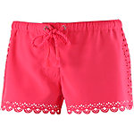 Seafolly Shorts Damen neonpink