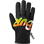 Burton Handschuh Formula Glove Fingerhandschuhe schwarz