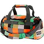 Chiemsee Sporttasche Mädchen grün/orange