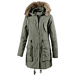 all about eve Parka Damen oliv