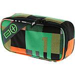 Chiemsee Federmäppchen Accessory Case grün Federmäppchen grün/orange