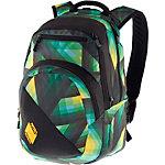 Nitro Snowboards Daypack grün/gelb