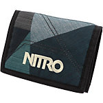 Nitro Snowboards Geldbeutel Wallet Geldbeutel grau
