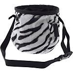 LACD Booty Zebra Chalkbag schwarz/weiß