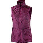 Brooks Thermal Outdoorweste Damen brombeer